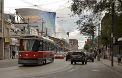 (Views From Lisa) Tags: city summer toronto ontario canada nikon downtown ttc september streetcar 2012 d90 torontoist
