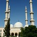 Uma das mesquitas de Aleppo