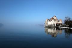 Chateau du Chillon (shapenko) Tags: castle chillon montreux chteau