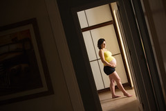 Gloria y Alfonso (El Nio Mutante) Tags: pareja pregnant embarazo reportaje