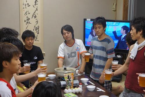 [ob会]乾杯2