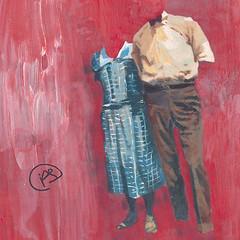 wilma and melvin's clothes go to the fair (THE STUDIO - PS) Tags: portrait club acrylic wilma dress sale fair clothes missouri 1942 plaid melvin 4h clearance 001 goodyear joplin sahertian