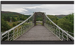 Bridge in Inverness (Muzammil (Moz)) Tags: bridge scotland inverness moz muzammilhussain
