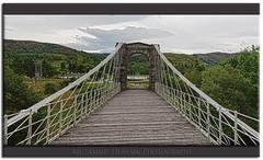 Bridge in Inverness (Muzammil (Moz)) Tags: bridge scotland inverness moz muzammilhussain