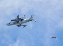 For Ever... Endeavour, Endeavour (kfouria) Tags: plane jet nasa shuttle spacecraft endeavor endeavour