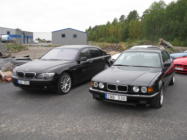 cars bmw 7series v12 750 e32 7er 760 750i 760li e66 760i