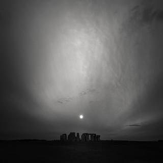 π Stonehenge, Autumn Equinox