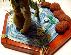 Vodnik (8) (McFiberNutt) Tags: thread miniature crochet folklore amigurumi
