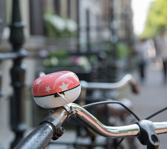 bell (=Mirjam=) Tags: dutch amsterdam bicycle juni canal bell citylife 2016 100bicycleproject nikond750 52in2016challenge