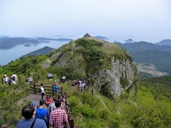 c16-Tongyeong-Mont Mireuksan (14) (jbeaulieu) Tags: montagne coree tongyeong mireuksan