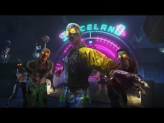 Call of Duty: Infinite Warfare  Zombies in Spaceland Reveal Trailer (Download Youtube Videos Online) Tags: call duty infinite warfare  zombies spaceland reveal trailer