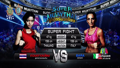Vs Sara Donghi 12/8/2016 Super Muaythai -  Dailymotion (SuBun Online) Tags: youtube   vs sara donghi 1282016 super muaythai  dailymotion