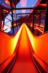 Stairs (michel1276) Tags: zeche zollverein industriekultur light licht beleuchtung nrw essen