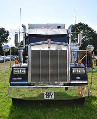 Uncle Sam's Great American Circus Kenworth J589 CET (5asideHero) Tags: uncle sams great american circus transport kenworth trucks j589 cet