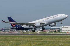 Brussels Airlines / A332 / OO-SFY / EBBR 07R (_Wouter Cooremans) Tags: ebbr bru brusselsairport zaventem spotting spotter avgeekl aviation avgeek airplanespotting brussels airlines a332 oosfy 07r brusselsairlines