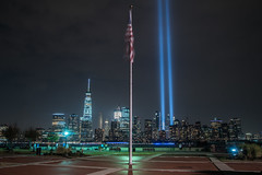 USA (Nick Gagliardi) Tags: 911 91101 september 11th 2001 new york city world trade center attacks united states america tribute light memorial
