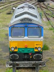 66711_16 (Transrail) Tags: class66 emd shed diesel locomotive coco gbrf tonbridge gbrailfreight 66711 aggregateindustries sence