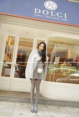 alu_35 (Homair) Tags: angora fuzzy fluffy sweater dress tneck cardigan combo