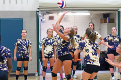 IMG_6409 (SJH Foto) Tags: girls volleyball high school scrimmage northstar boswell pa pennsylvania action shot