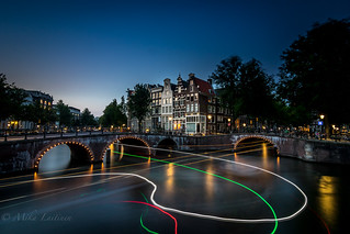 Ghosts in Amsterdam