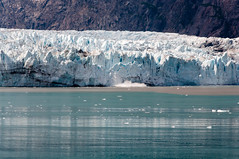 Calving (acheron0) Tags: alaska calving glacier glacierbay ice margerieglacier nationalpark snow