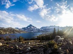 Ansel Adams Wilderness (Kayla Niksic) Tags: bannerpeak california pct anseladamswilderness johnmuirtrail johnmuir thousandislandslake lake beautiful landscape summer