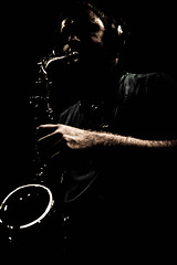 Max the Sax (Zyrich) Tags: sax musician jazz band rehearsal person man portraight