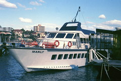 Manly (eastwoodgeoff) Tags: manly supramar hydrofoil