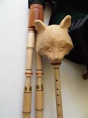 Torupill, F-Set, Bellows-blown (Bagpipe Maker T. Sonoda) Tags: torupill bagpipe dudelsack sackpfeife gaita musette cornemuse dudy estonia germany bayern mnchen erding landshut
