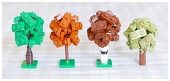 Microscale Tree Mini-tutorial (5 of 5) (Emil Lid) Tags: lego moc microscale tree tutorial