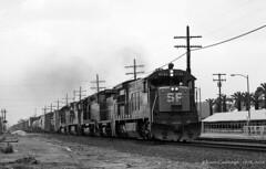 Mixed Bag (GRNDMND) Tags: trains railroads southernpacific sp espee locomotive ge u33c emd sw1500 ontario california