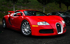 Veyron 16.4 (Bernardo Macouzet Photography) Tags: california county ca red orange france cars coffee car french la san diego motors 164 oc bugatti supercar fastest irvine jolla symbolic w16 veyron 1001hp worldcars