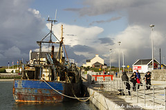 Kilronan Harbour, Inis Mr, Aran Islands (linda_mcnulty) Tags: ferry landscape island pier boat fishing pretty harbour character quay quaint aranislands inishmore inismor inismr inismhor