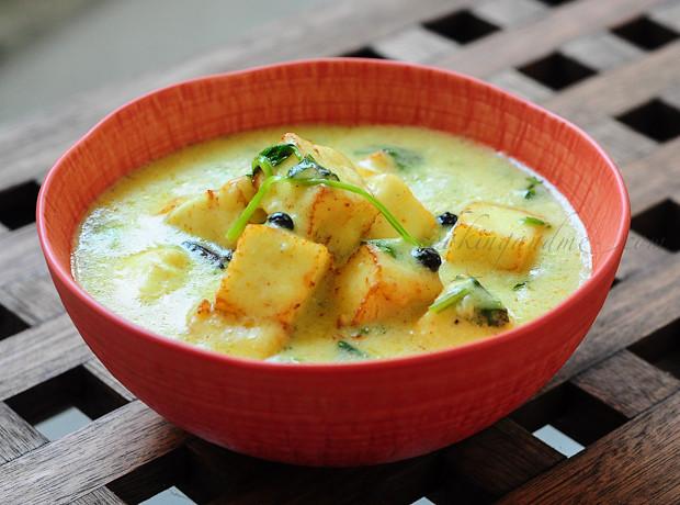 Paneer Korma | Paneer Kurma | Paneer Recipes