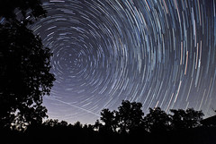 Perseid (Surfactant) Tags: 2012 startrail perseid