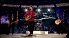 .Ed Sheeran performs at the ' Olympic Closing Ceremony ' Shown on BBC1 HD England