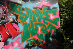 graffiti (wojofoto) Tags: graffiti hof flevopark amsterdamsebrug amsterdam streetart wojofoto nederland netherland holland wolfgangjosten