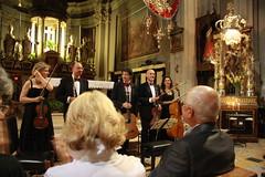 Ensemble Duomo (dmambret) Tags: musica viola chitarra 2012 musicisti violino violoncello chitarrista flauto cremeno marcellaschiavelli festivaltralagoemonti robertoporroni luigiarciuli flavioghilardi ensembleduomo silviapauselli