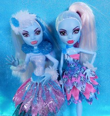 abbeys (Laila X) Tags: abbey monster dead high doll dolls gorgeous drop rule mattel ghouls monsterhighdolls bominable