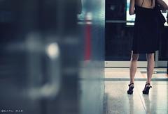 Legs in Hong Kong (Karl Hab) Tags: pictures canon subway photography hong kong vision karl 5d hab 2012 mtr
