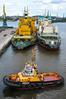 ROSMORPORT ICEBREAKERS + NEPTUN TUG (LeHavreShips) Tags: eisbrecher jäänmurtaja ijsbreker briseglace 破冰船 isbryder isbrytare ледокол isbryter 쇄빙선