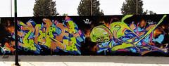 EDSurvivors_2012 (SRCARAMELOS) Tags: new wild urban inca spain mural colores boom spray wc sez eds palma nase nuevo dans 2012 candyman caramelos taser enviado novedad edsocios