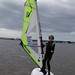 Beginners Windsurfing Lessons - July 2012