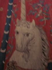Unicorn (M & J Hos) Tags: paris medieval unicorns tapestries medievalart ladyandtheunicorn museedumoyenage museedecluny ladamealalicorne
