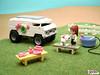 Mia's Pet Grooming Van (ZetoVince) Tags: friends pet car truck greek lego vince grooming vehicle chopped van minidoll zeto zetovince