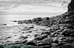 Rocks at Noosa Heads, Queensland, Australia. 2012 (PROSECMAN) Tags: ocean sea rocks australia queensland surfers headland noosaheads rockyheadland tomcrossanphotography noosaheadsqueensland