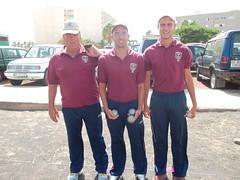 Torneo San Ginés Petanca 2012