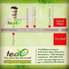 Here you are, we are here :) (TeaO&Crepes) Tags: square thailand bubbletea tea drink bangkok lofi sierra squareformat boba rise hefe taiwanese pearltea amaro pearlmilktea ngamwongwan teao iphoneography instagramapp