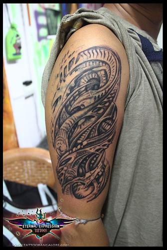 8bef6d666bf6c The Bangalore Tattoo Studio - Eternal Expression recent | interesting |  random · Biomechanical Organica Tattoo Bangalore 2