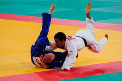 "Working on an ippon • <a style=""font-size:0.8em;"" href=""http://www.flickr.com/photos/82709626@N00/7903128924/"" target=""_blank"">View on Flickr</a>"